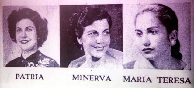 Le tre sorelle Mirabal torturate e uccise perché scomode