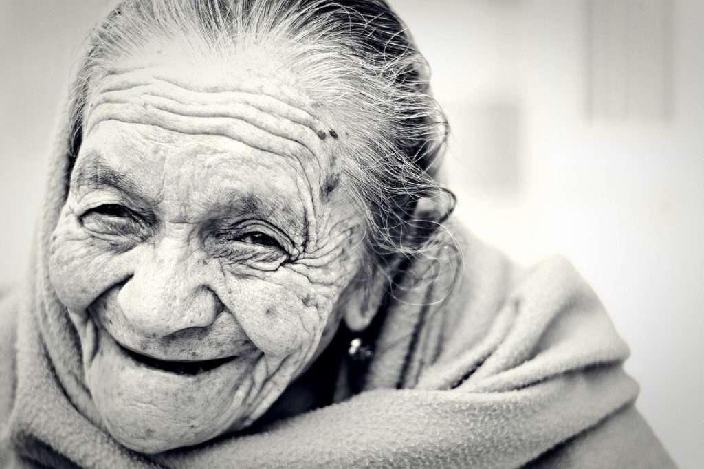 La donna è sempre donna, a qualsiasi età
