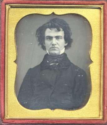 Ritratto del fratello di Emily, Austin.