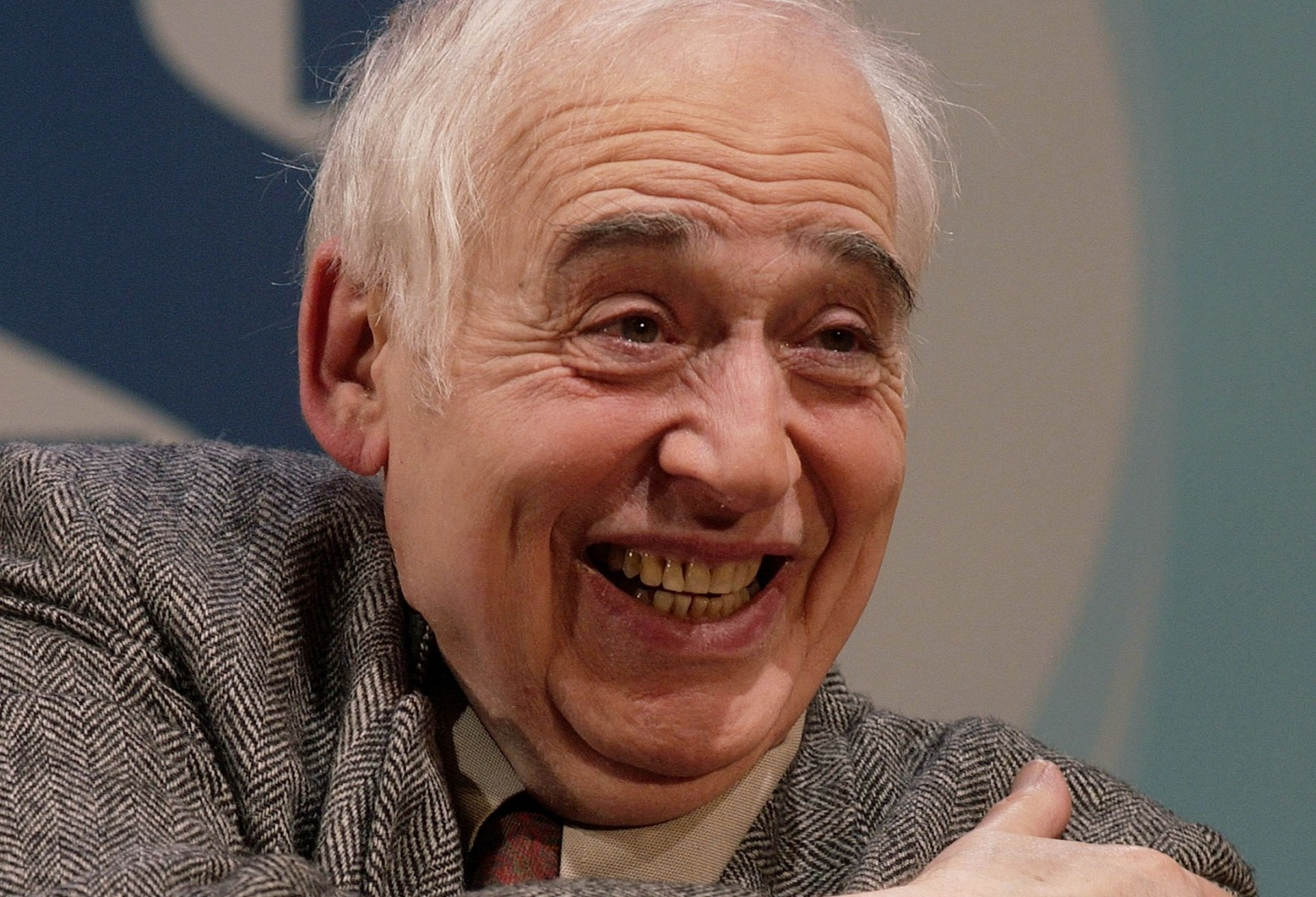 ritratto di Harold Bloom