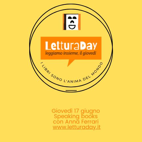 Logo di #Letturaday